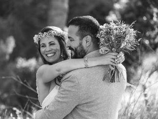 La boda de Arantza y Ricardo