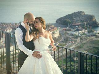 La boda de Dory y Germán 1
