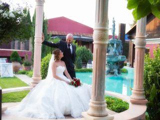 La boda de Dory y Germán