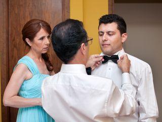 La boda de Eli y Andres 2