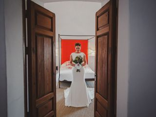 La boda de Luis y Cristina 1