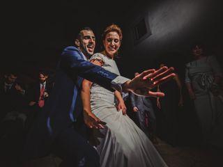 La boda de Luis y Cristina