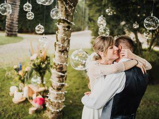 La boda de Lore y Santi