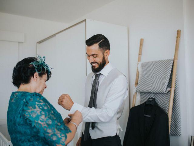 La boda de Carlos y Jessica en Almería, Almería 16