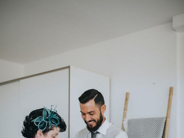 La boda de Carlos y Jessica en Almería, Almería 17