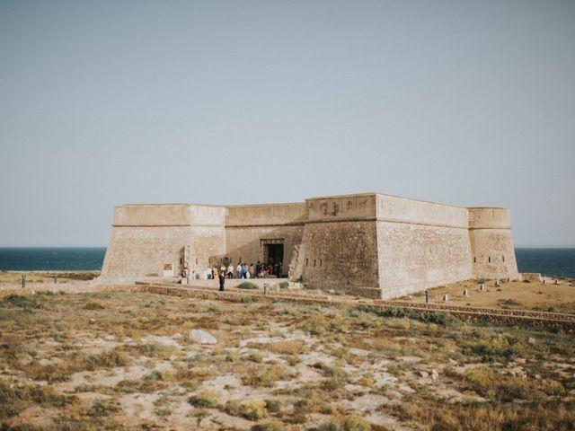 La boda de Carlos y Jessica en Almería, Almería 1
