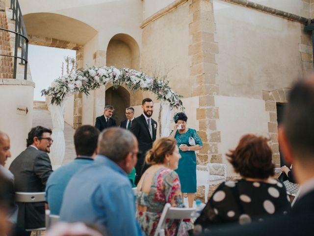 La boda de Carlos y Jessica en Almería, Almería 31