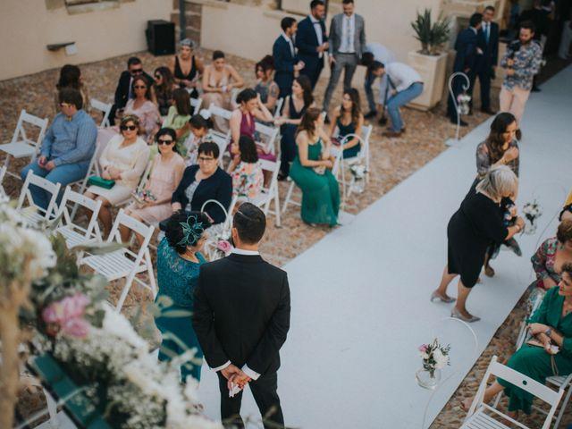 La boda de Carlos y Jessica en Almería, Almería 32