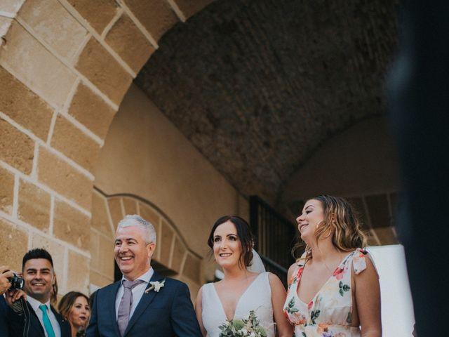 La boda de Carlos y Jessica en Almería, Almería 33