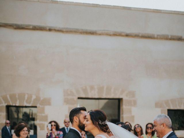 La boda de Carlos y Jessica en Almería, Almería 34