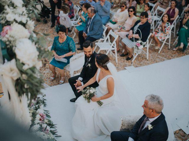 La boda de Carlos y Jessica en Almería, Almería 35