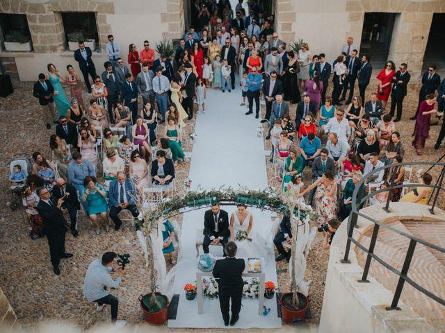 La boda de Carlos y Jessica en Almería, Almería 36