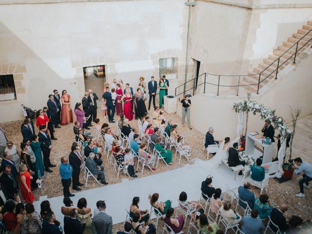 La boda de Carlos y Jessica en Almería, Almería 37