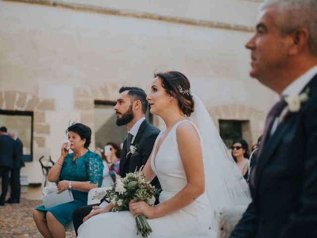 La boda de Carlos y Jessica en Almería, Almería 38