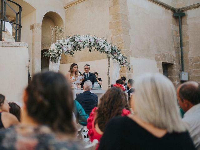 La boda de Carlos y Jessica en Almería, Almería 39
