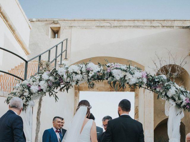 La boda de Carlos y Jessica en Almería, Almería 42