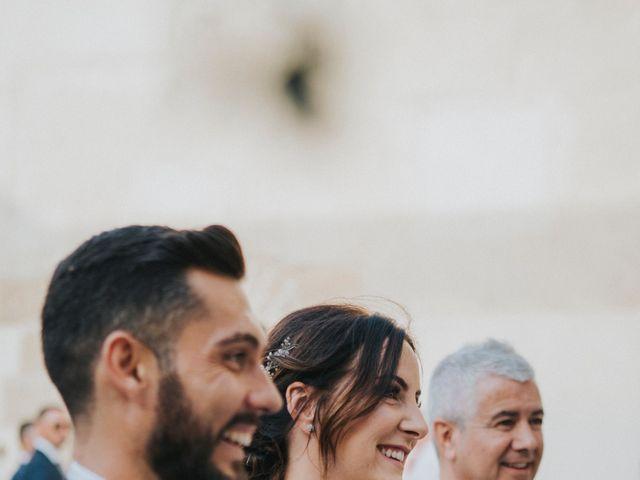 La boda de Carlos y Jessica en Almería, Almería 43