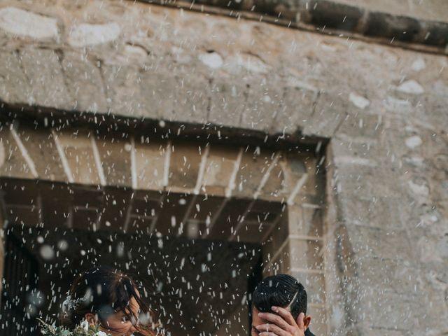La boda de Carlos y Jessica en Almería, Almería 45