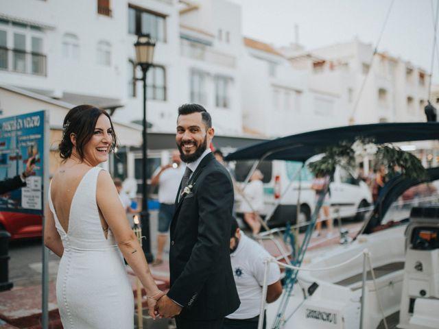 La boda de Carlos y Jessica en Almería, Almería 2
