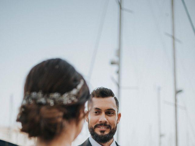 La boda de Carlos y Jessica en Almería, Almería 47