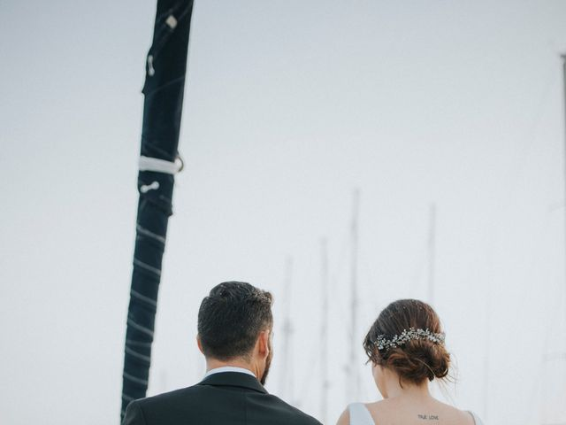 La boda de Carlos y Jessica en Almería, Almería 48