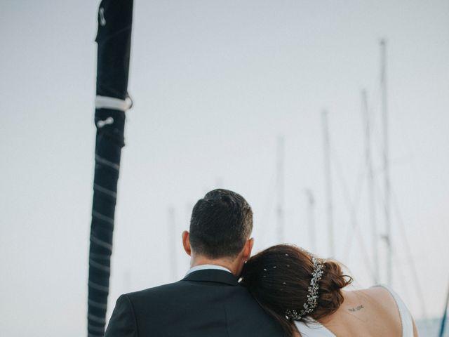 La boda de Carlos y Jessica en Almería, Almería 49