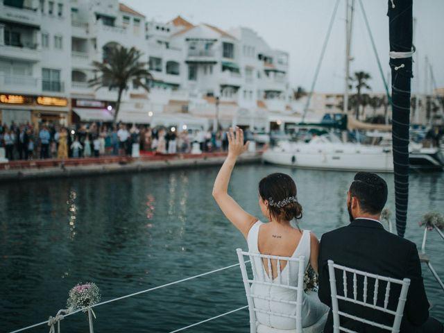 La boda de Carlos y Jessica en Almería, Almería 52
