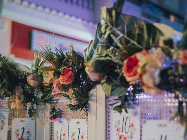 La boda de Carlos y Jessica en Almería, Almería 56