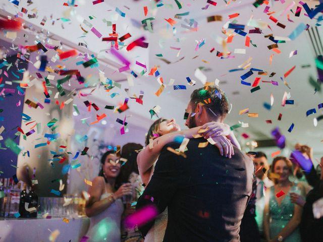 La boda de Carlos y Jessica en Almería, Almería 60
