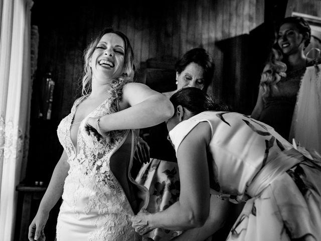 La boda de María y Victor