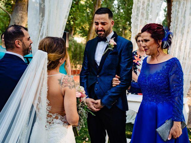 La boda de Victor y María en Saelices, Cuenca 7