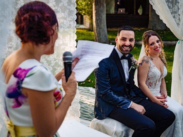 La boda de Victor y María en Saelices, Cuenca 8