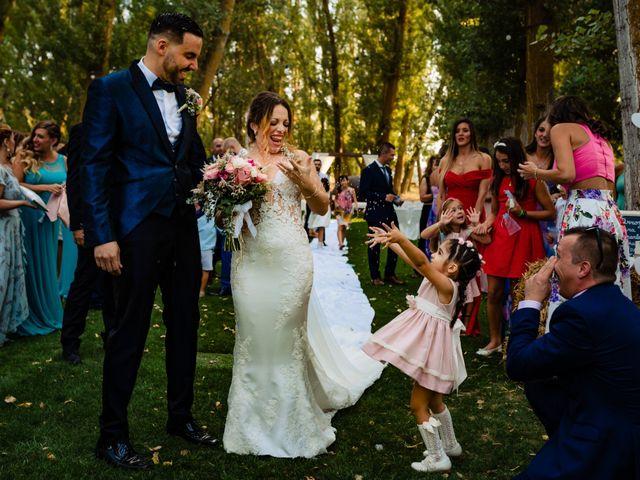 La boda de Victor y María en Saelices, Cuenca 11