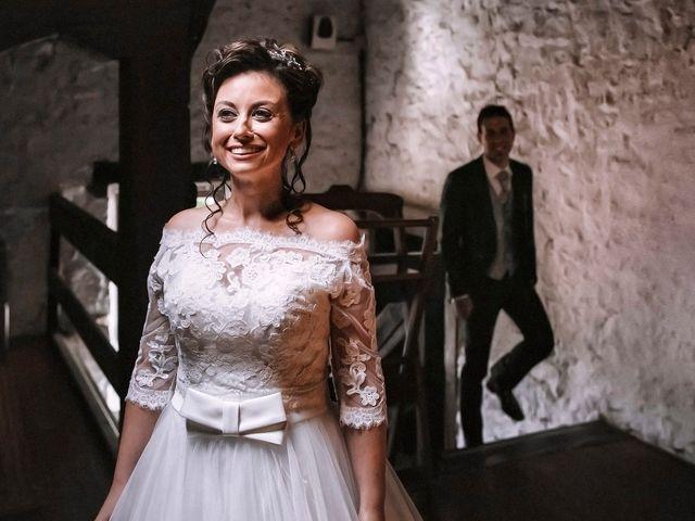 La boda de Hector y Leti en Atxondo, Vizcaya 20