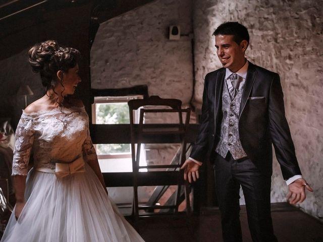 La boda de Hector y Leti en Atxondo, Vizcaya 21