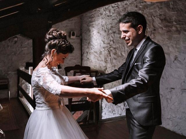 La boda de Hector y Leti en Atxondo, Vizcaya 22