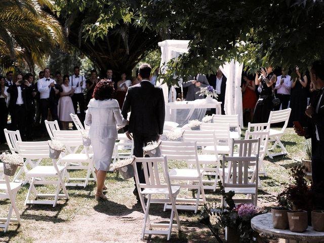 La boda de Hector y Leti en Atxondo, Vizcaya 26