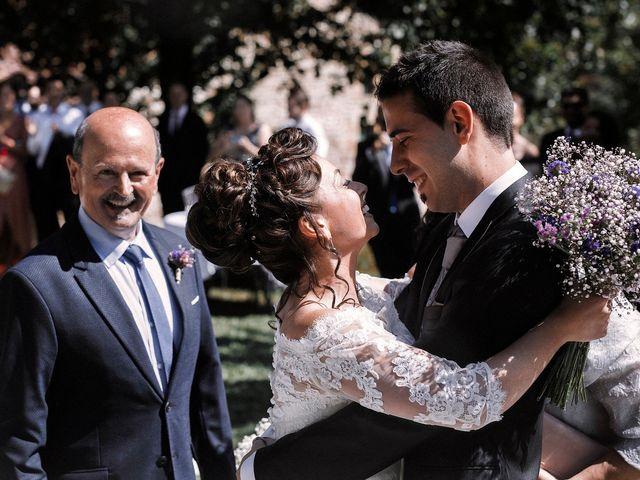 La boda de Hector y Leti en Atxondo, Vizcaya 27