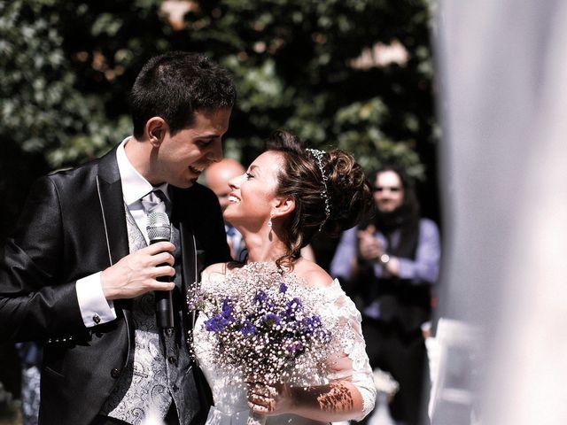 La boda de Hector y Leti en Atxondo, Vizcaya 28
