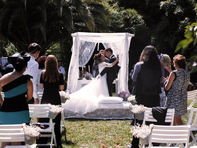 La boda de Hector y Leti en Atxondo, Vizcaya 29