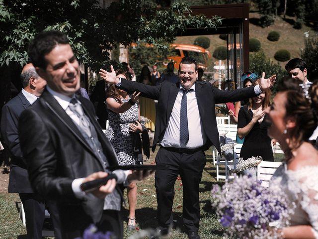 La boda de Hector y Leti en Atxondo, Vizcaya 30