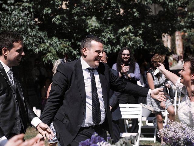 La boda de Hector y Leti en Atxondo, Vizcaya 31