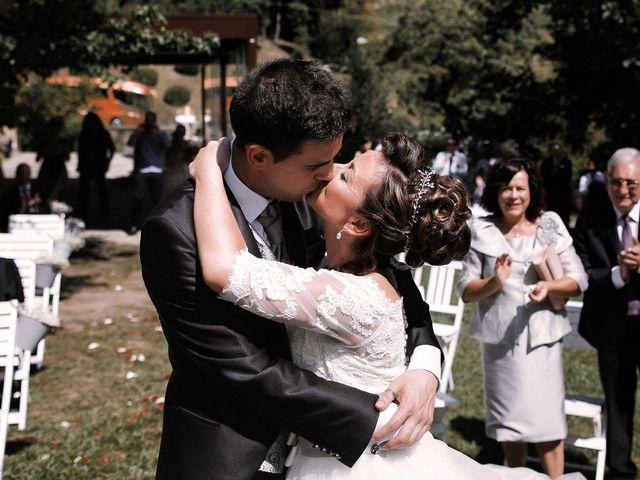 La boda de Hector y Leti en Atxondo, Vizcaya 34