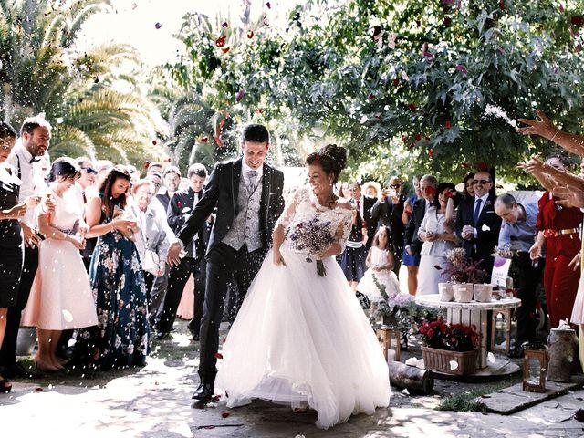 La boda de Hector y Leti en Atxondo, Vizcaya 35