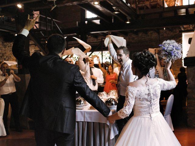 La boda de Hector y Leti en Atxondo, Vizcaya 36