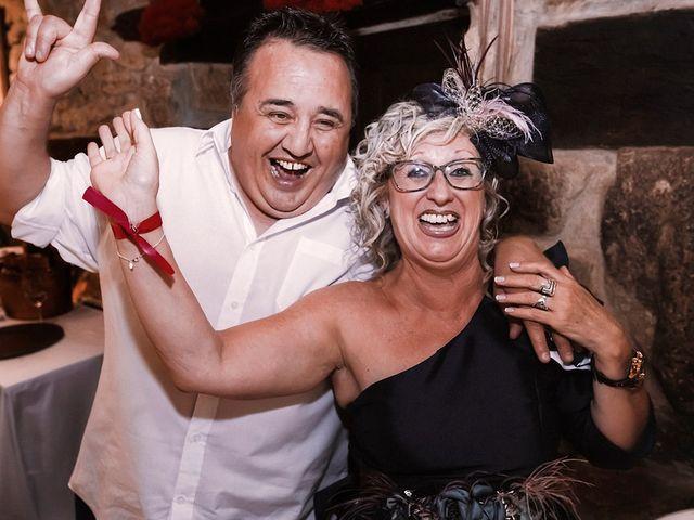 La boda de Hector y Leti en Atxondo, Vizcaya 42