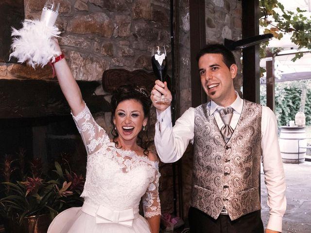 La boda de Hector y Leti en Atxondo, Vizcaya 43