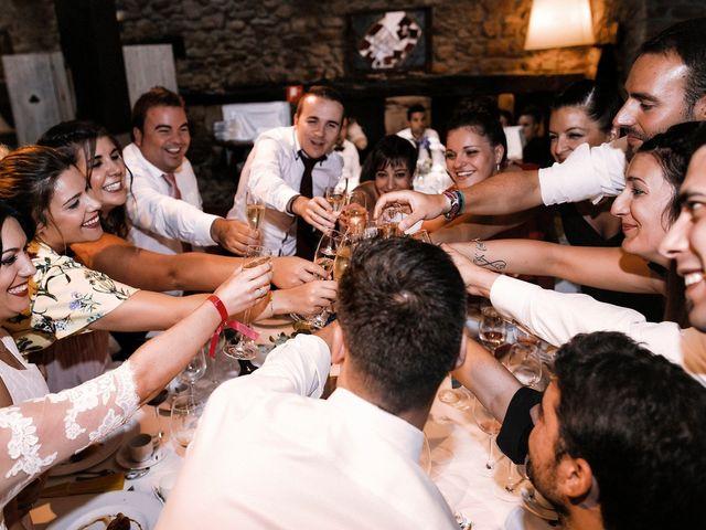 La boda de Hector y Leti en Atxondo, Vizcaya 47
