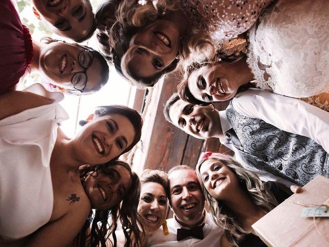 La boda de Hector y Leti en Atxondo, Vizcaya 49
