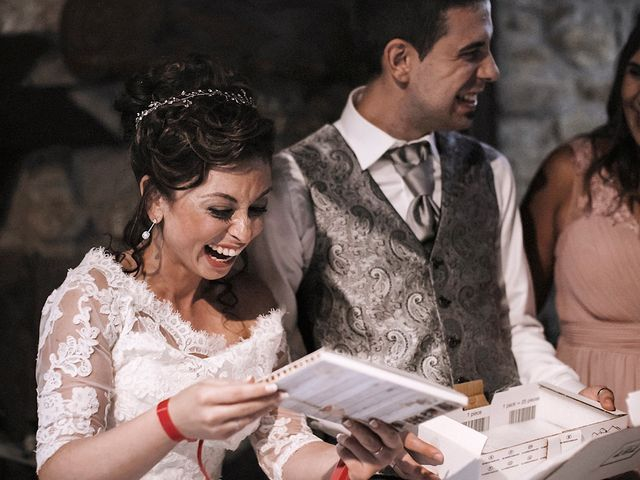 La boda de Hector y Leti en Atxondo, Vizcaya 50